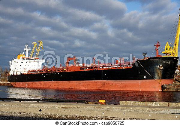 pétrolier - csp9050725