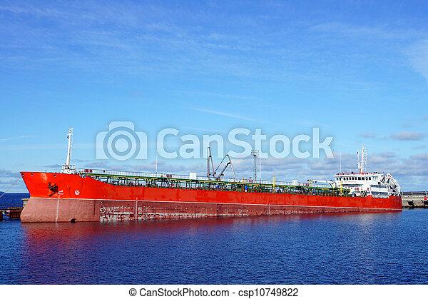 pétrolier - csp10749822