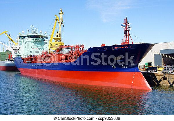 pétrolier - csp9853039