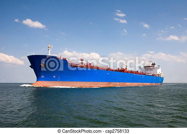 pétrolier - csp2758133