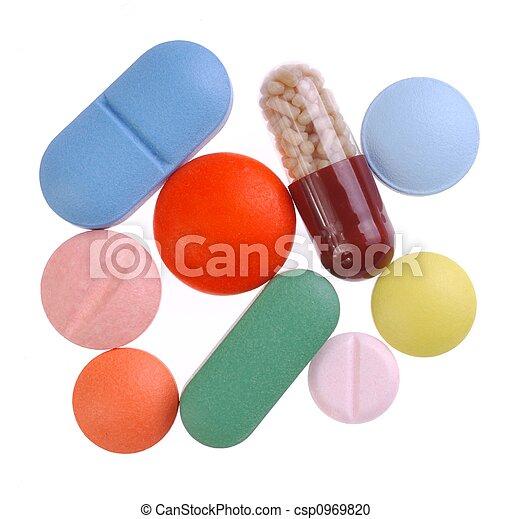 píldoras - csp0969820