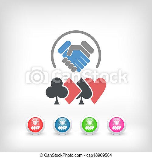 Desafío de póker - csp18969564
