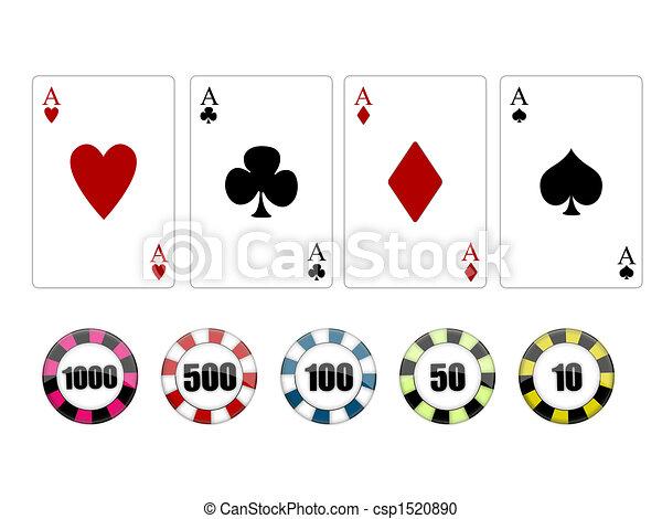 Juego de póquer - csp1520890