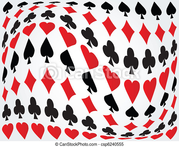 Trasfondo de póker - csp6240555