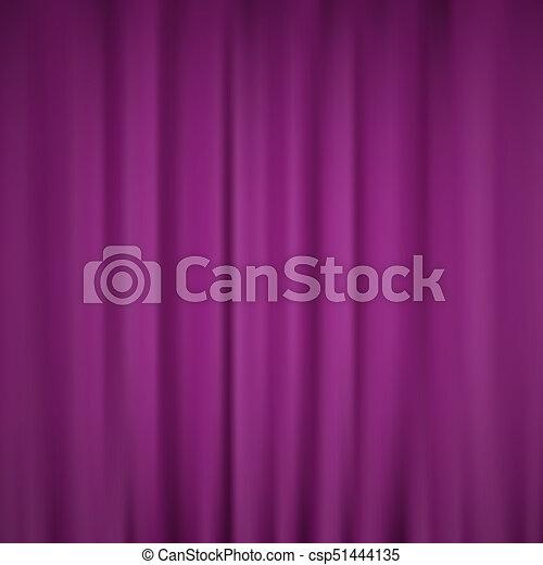 Fluyendo líquido liso fondo púrpura - csp51444135