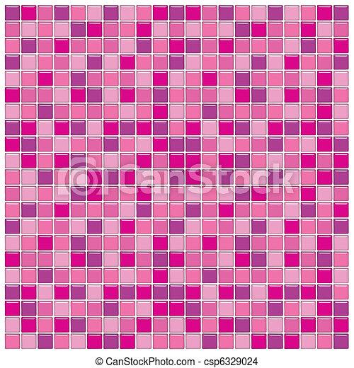 prpura rosa azulejos vidrio ilustracin de archivo - Azulejos Rosa
