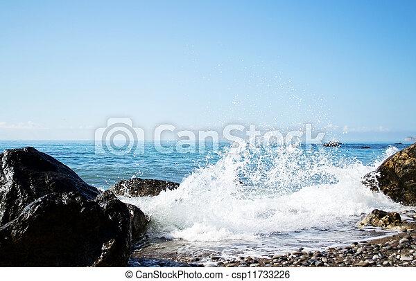 pływowy, nudzić - csp11733226
