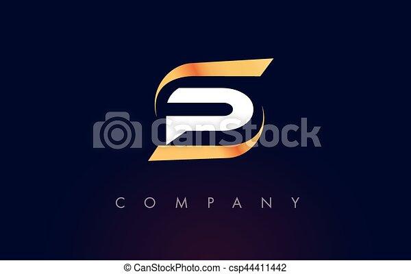P Letter Art Design