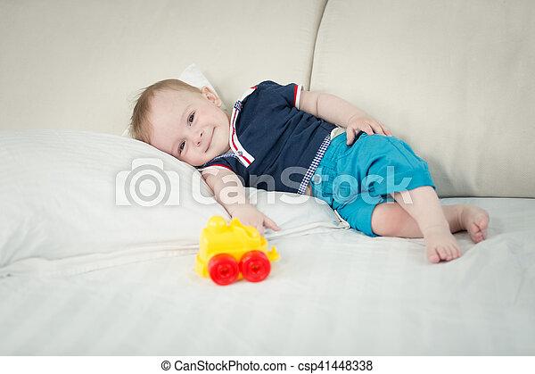Bett Kleinkind Junge ~ Paßte spielzeug junge auto bild bett kleinkind