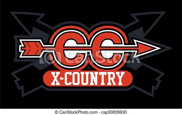 A través del país - csp30839930