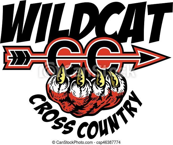 Wildcat cross country - csp46387774