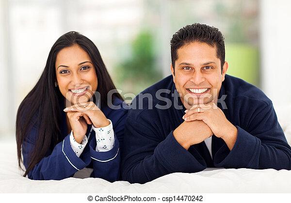 indisch-amerikanische Paare