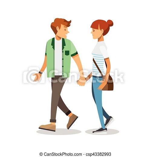 paar, romantische - csp43382993