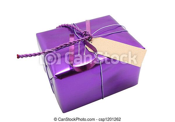 paarse , kado - csp1201262