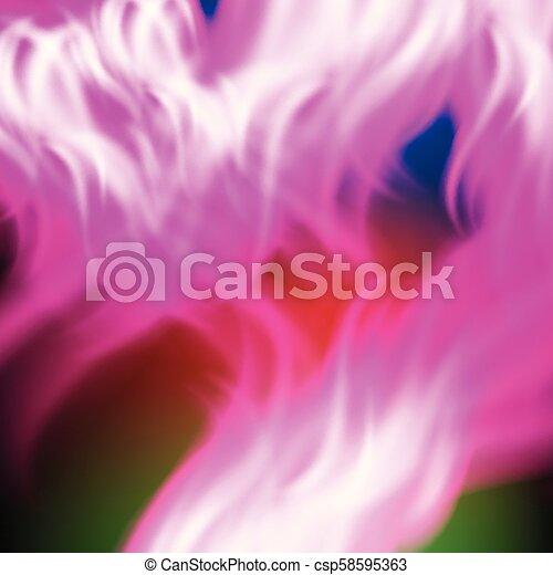 paarse , regenboog, abstract, vuur, achtergrond - csp58595363