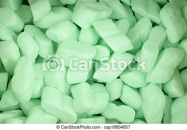 packaging foam chips  - csp18804657