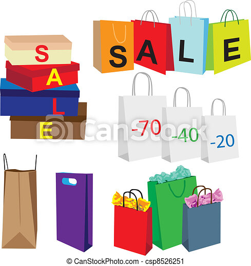packets symbolize purchase - csp8526251