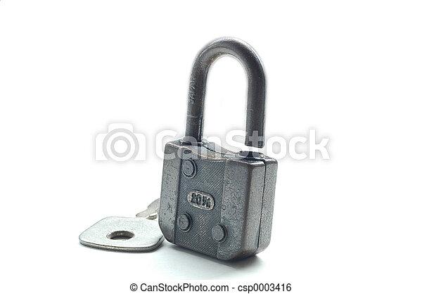 padlock - csp0003416