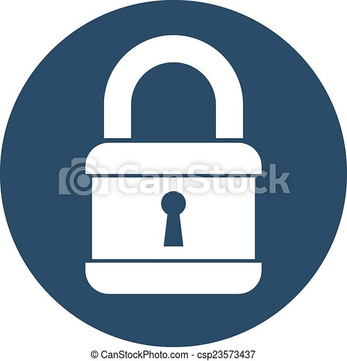 padlock vector icon vectors search clip art illustration rh canstockphoto com padlock vector icon padlock vector art