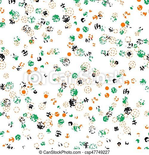 padrão, abstratos, grunge - csp47749227