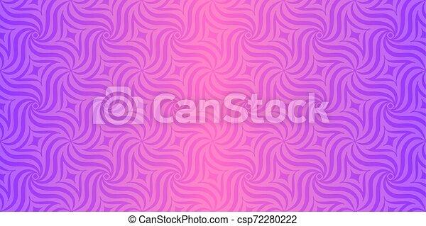 padrão, abstratos, seamless, experiência., ilusão óptica - csp72280222