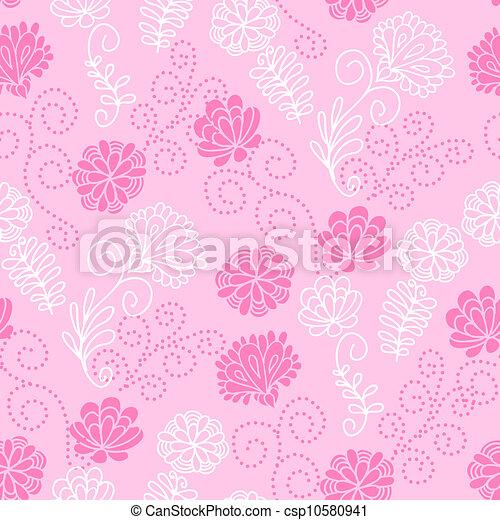 padrão floral, seamless - csp10580941