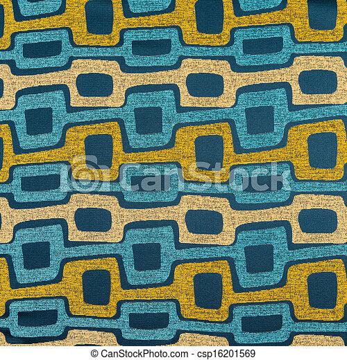 padrão tecido, material, textura, têxtil, fundo - csp16201569