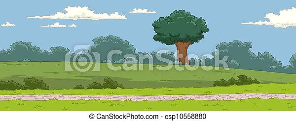 paesaggio - csp10558880