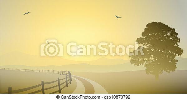 paese, paesaggio - csp10870792
