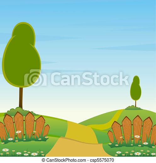 paese, paesaggio - csp5575070