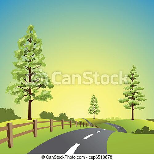 paese, paesaggio - csp6510878