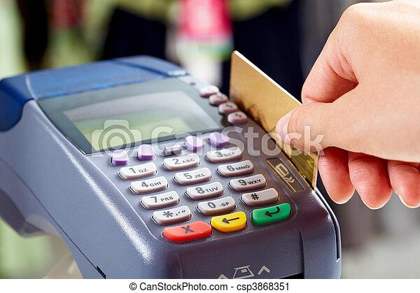 pagamento - csp3868351