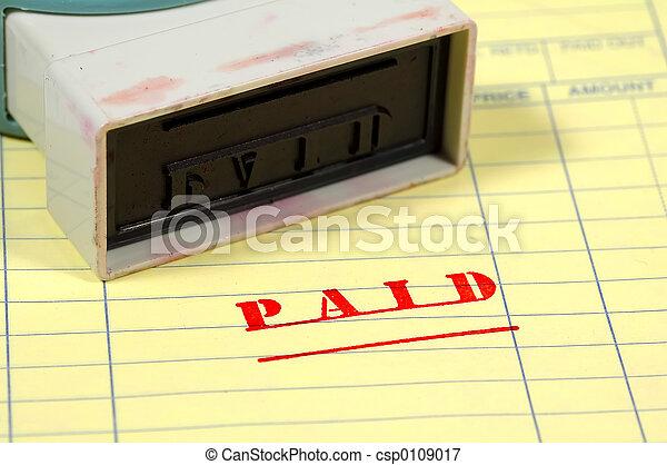 pago - csp0109017