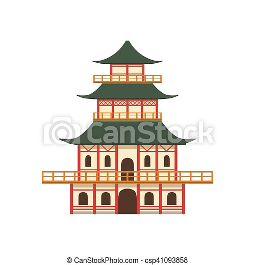 Pagoda Japanese Culture Symbol