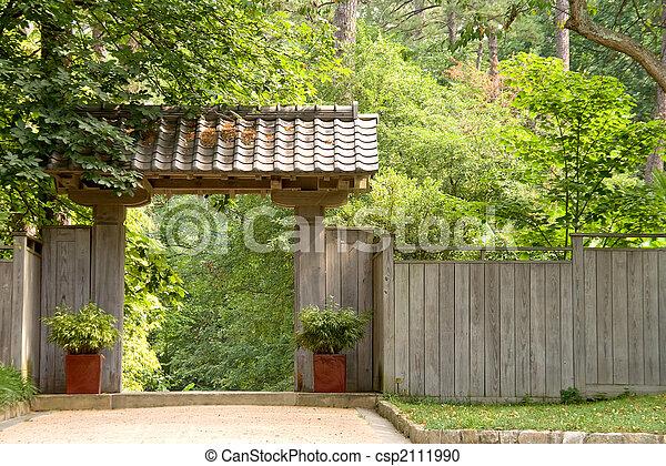pagode portail jardin japonais entr e japonais jardin pagode portail gearden. Black Bedroom Furniture Sets. Home Design Ideas