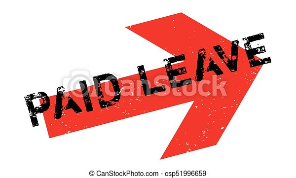 paid leave rubber stamp grunge design with dust scratches rh canstockphoto com plaid clipart pain clip art free