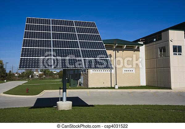 painel, solar - csp4031522