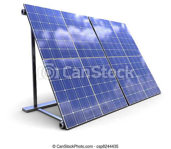 painel solar - csp8244435