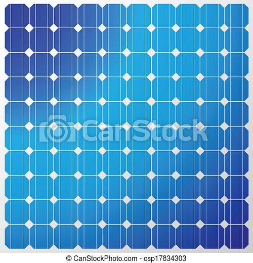 painel solar - csp17834303