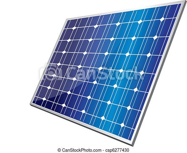 painel solar - csp6277430