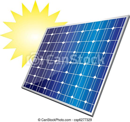 painel solar - csp6277329