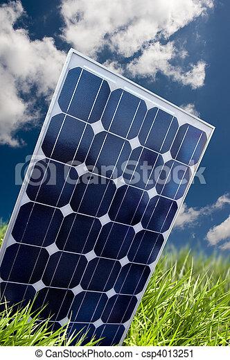 painel solar - csp4013251