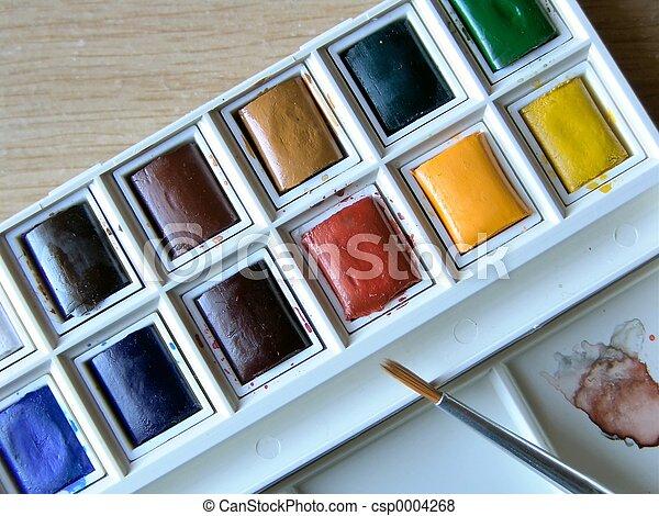 Paint box2 - csp0004268