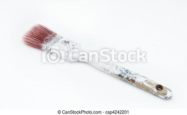 Paint brush - csp4242201