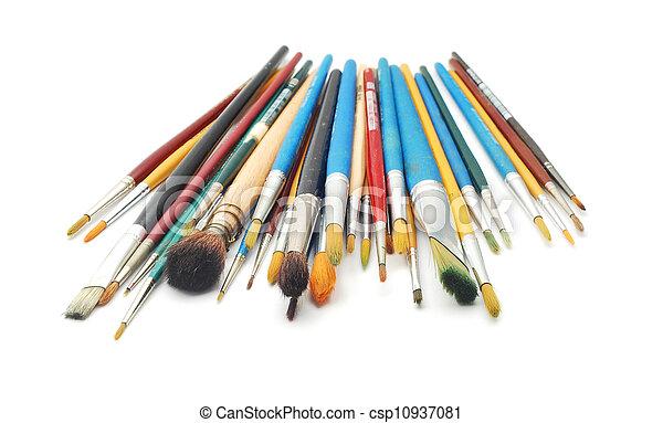 paint brush - csp10937081