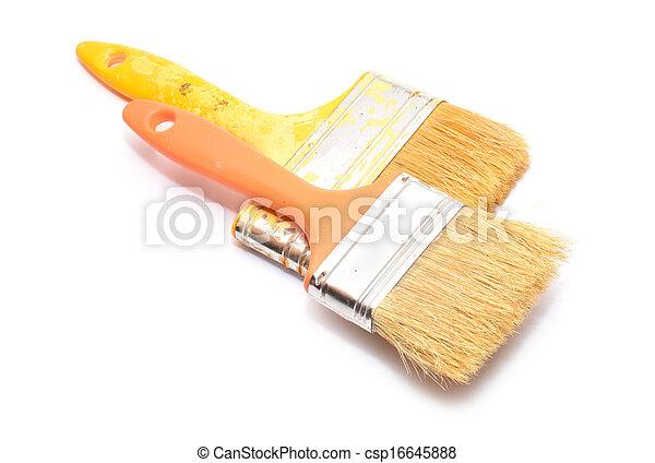 paint brush - csp16645888