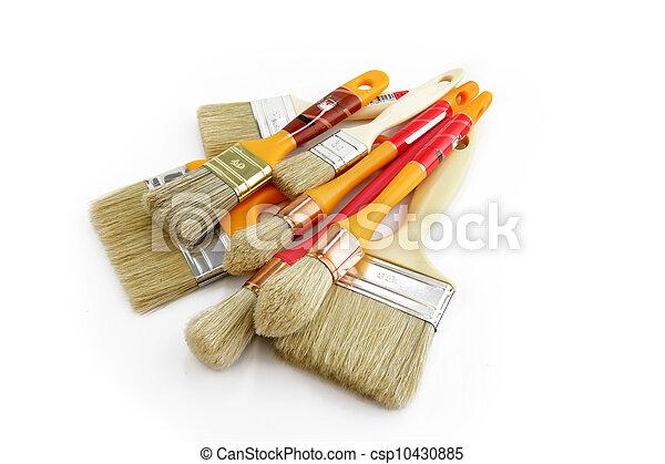 Paint brushes - csp10430885