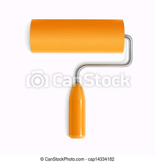 Paint brushes - csp14334182