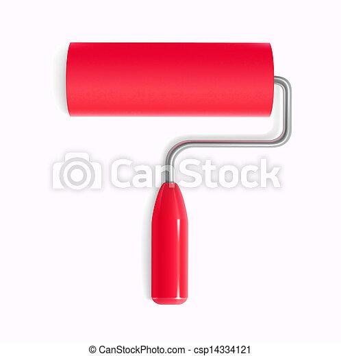 Paint brushes - csp14334121