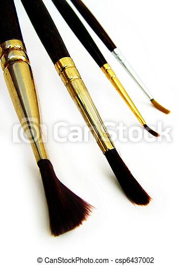 paint brushes - csp6437002